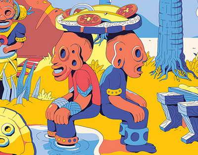 Учёные сумели создать роботов при помощи магнитного спрея