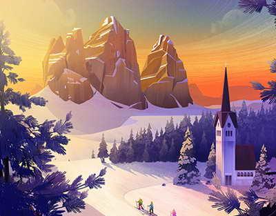 Курянин прошел «тропой снежного барса»
