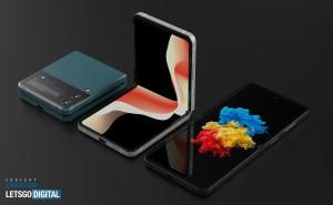 Опубликованы новые рендеры Samsung Galaxy Z Flip 3