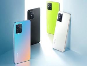 Смартфон Vivo S10 получил фотохромную заднюю панель