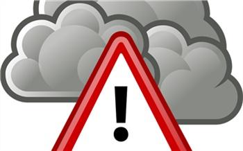 На Красноярск надвигается опасный ветер. Одновременно вернётся аномальная жара