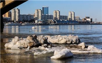 Федеральный синоптик назвал аномально теплой сегодняшнюю погоду в Красноярске