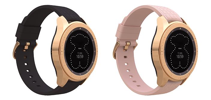 Samsung и TOUS выпустили лимитированные часы Galaxy Watch
