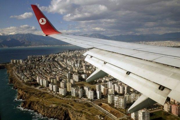 Turkish Airlines возобновила прямые рейсы в Харьков