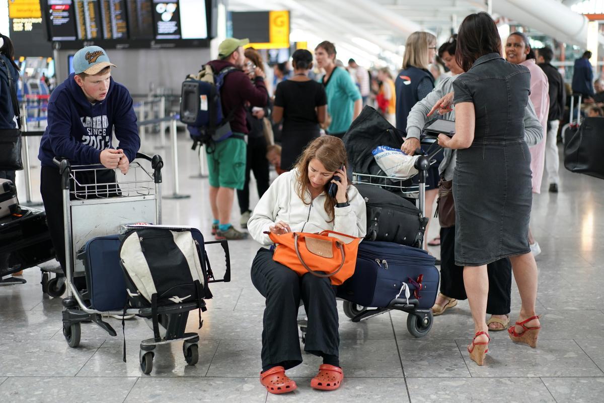 Названы самые популярные аэропорты в Украине по итогам 2020 года
