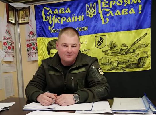 Зеленский наградил посмертно полковника Межакова, умершего 28 мая в районе ООС