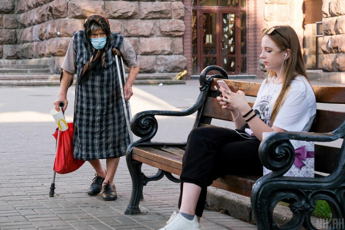 В Украине зафиксировали 1 112 новых инфицированных COVID-19