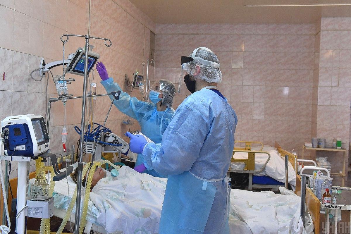 COVID-19 в Украине: стало известно, сколько выделяется денег на одного госпитализированного