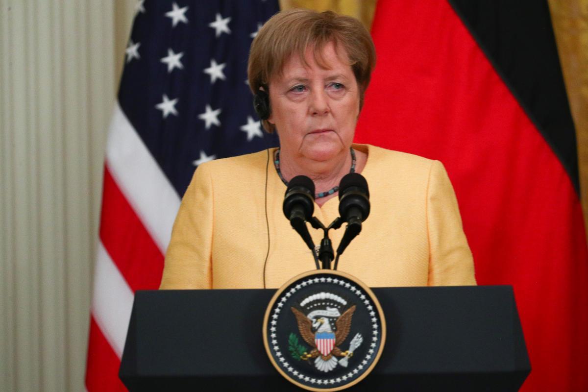 В американском парламенте остается много критических голосов по 'Северному потоку-2' - Меркель