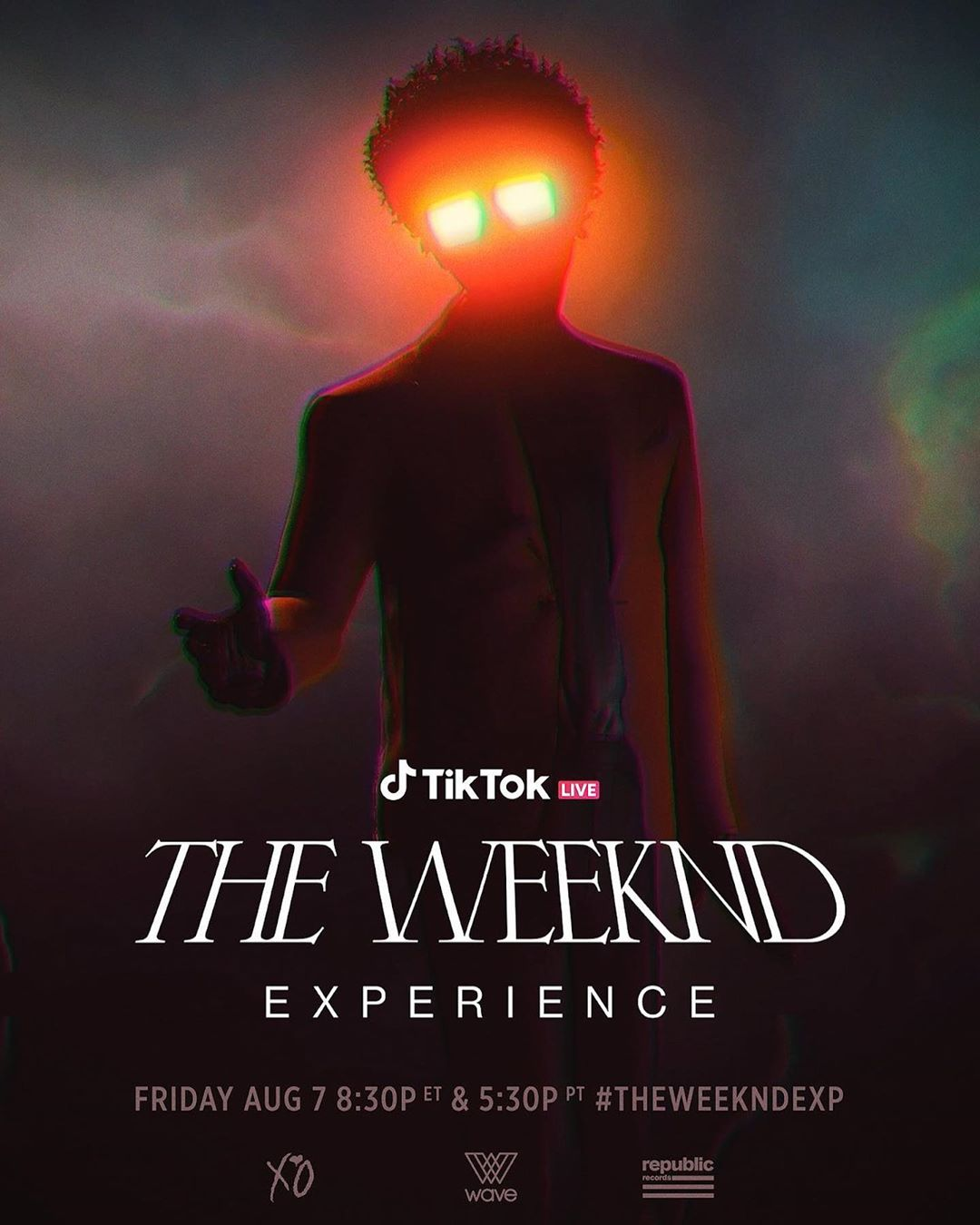 The Weeknd проведет концерт в TikTok