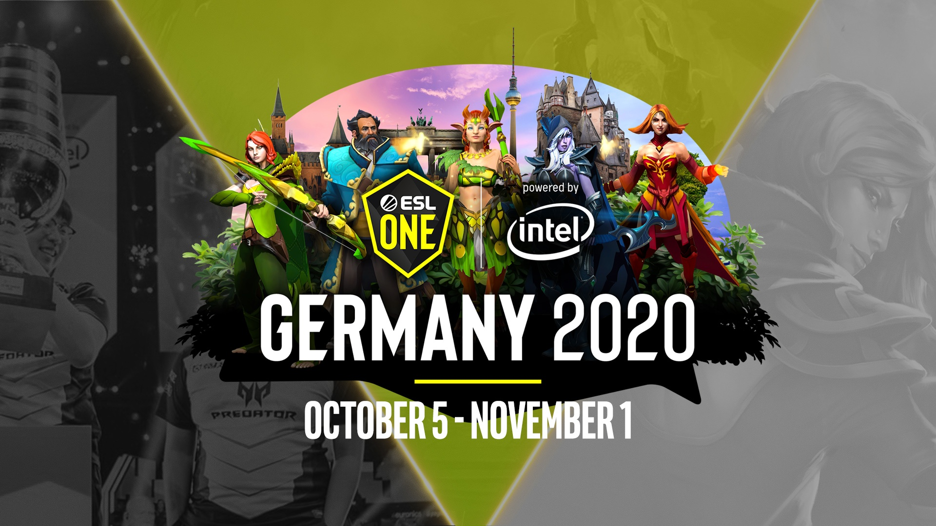 ESL One Germany: Natus Vincere победили команду OG