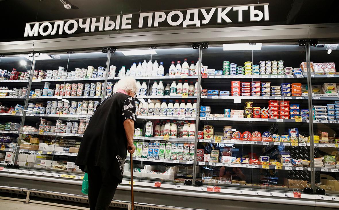 Особая выкладка на полках за год изменила спрос на молочную продукцию