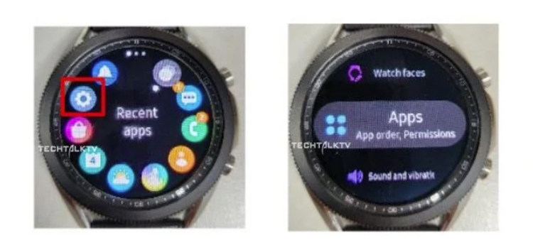 Живые фото Samsung Galaxy Watch 3 демонстрируют интерфейс смарт-часов
