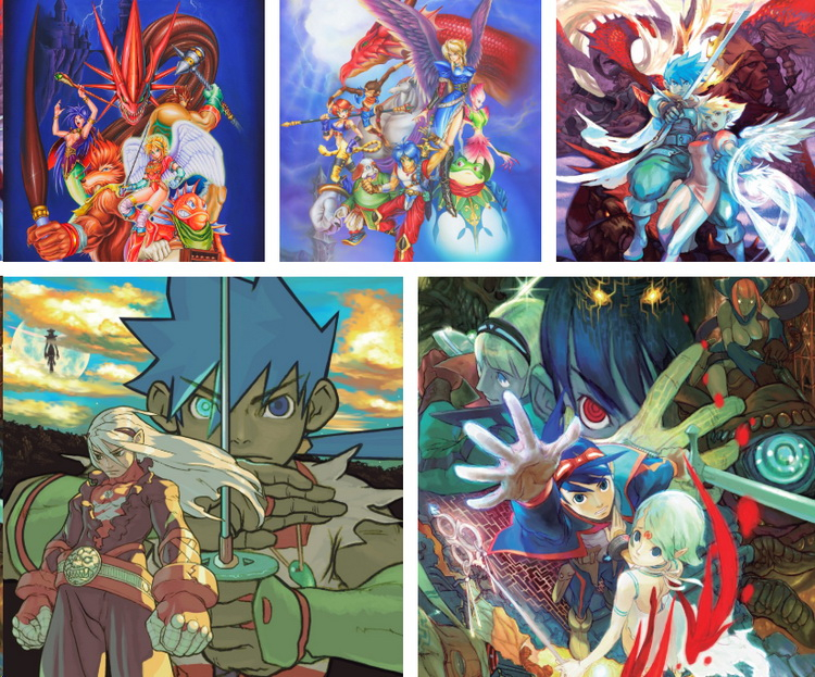 Capcom выпустила в Steam саундтреки Breath of Fire, Resident Evil 2, Ace Attorney и других игр
