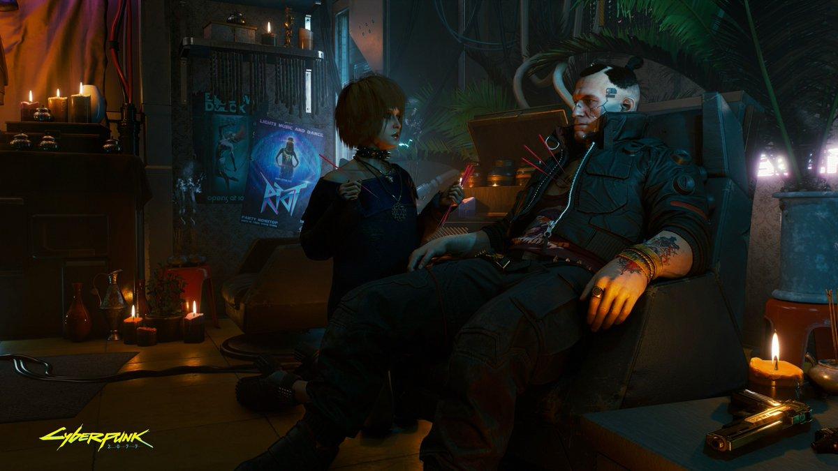 Игрок собрал все варианты действий при прохождении одного задания из Cyberpunk 2077 — их больше десяти