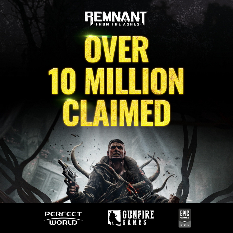 Пользователи Epic Games Store забрали более 10 млн копий Remnant: From the Ashes