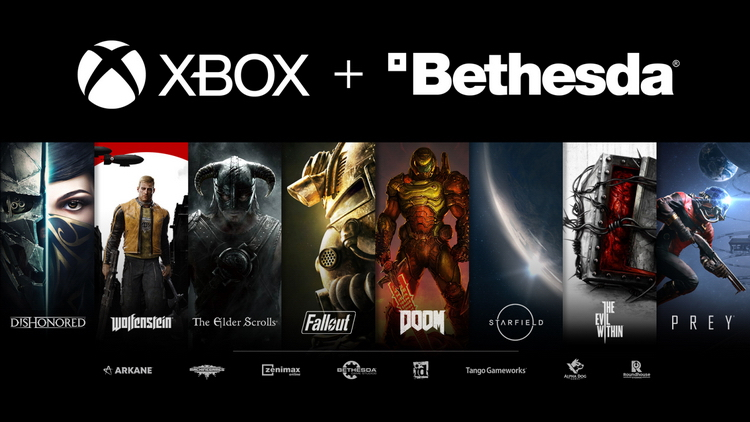 Microsoft купила ZeniMax Media и Bethesda Softworks, разработчика и издателя The Elder Scrolls, Fallout, DOOM и других серий