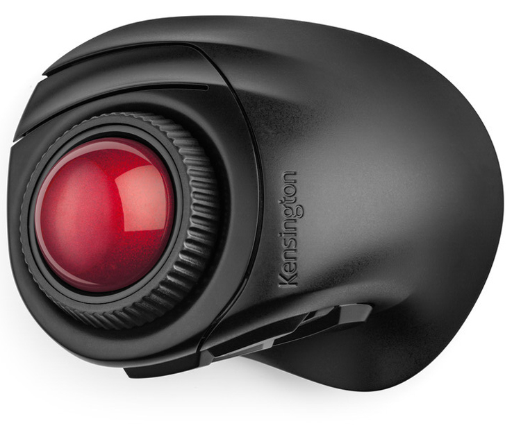Манипулятор Kensington Orbit Fusion Wireless Trackball обойдётся в $80