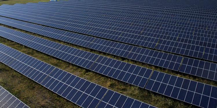В Техасе начали строить крупнейшую в США солнечную электростанцию