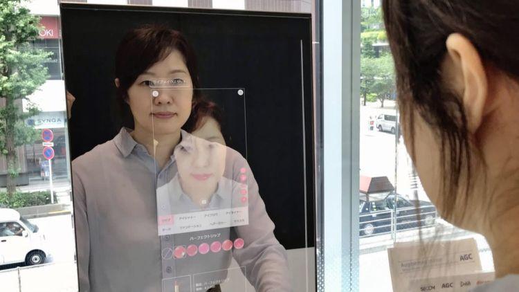 AGC выйдет на рынок умных интерактивных зеркал в следующем полугодии