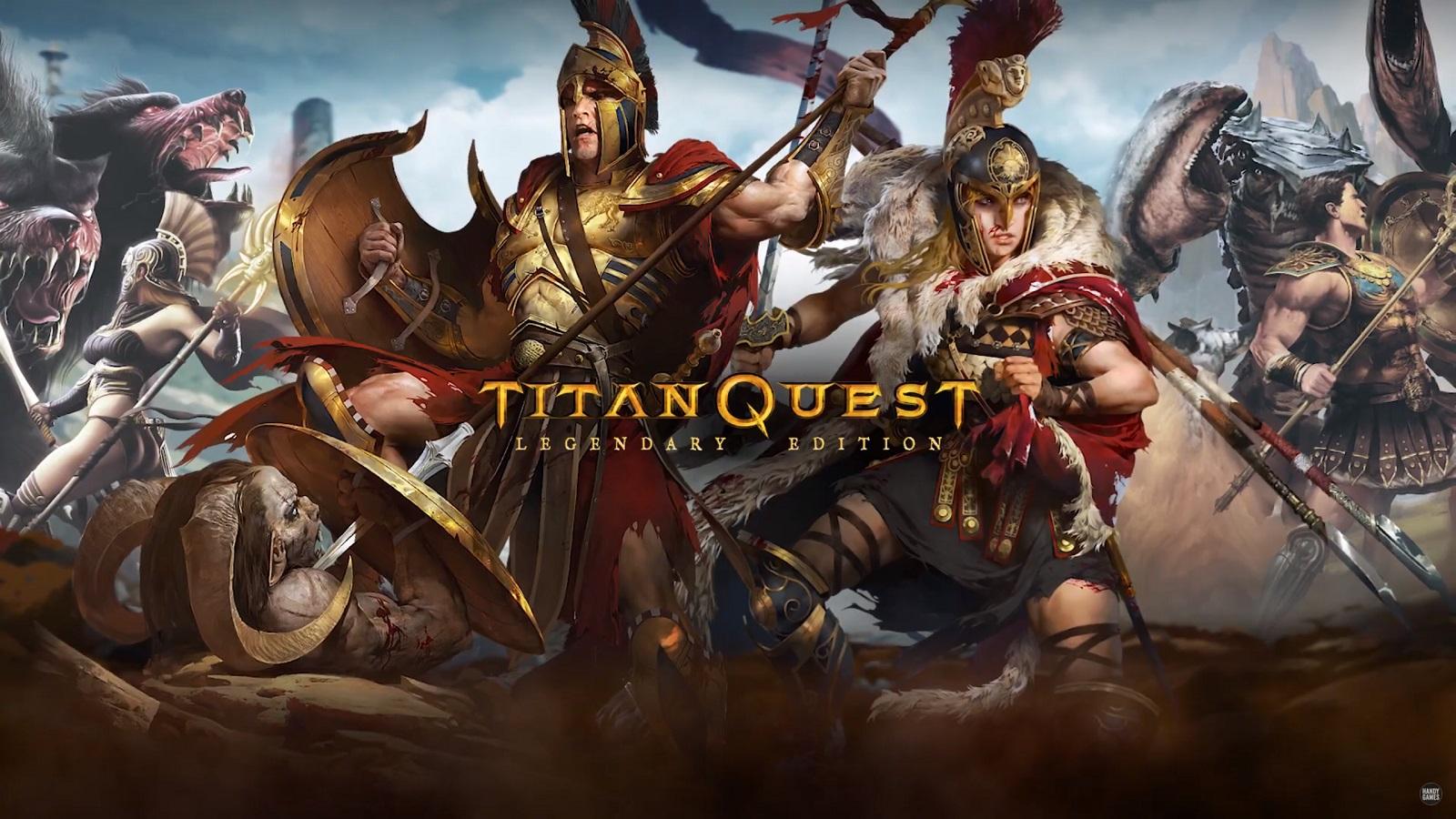HandyGames анонсировала самое полное издание Titan Quest для iOS и Android