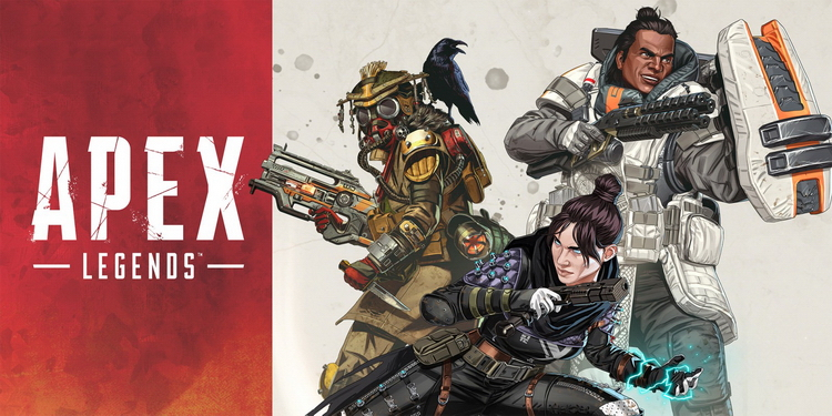 Видео: EA и Panic Button показали, как Apex Legends выглядит на Nintendo Switch