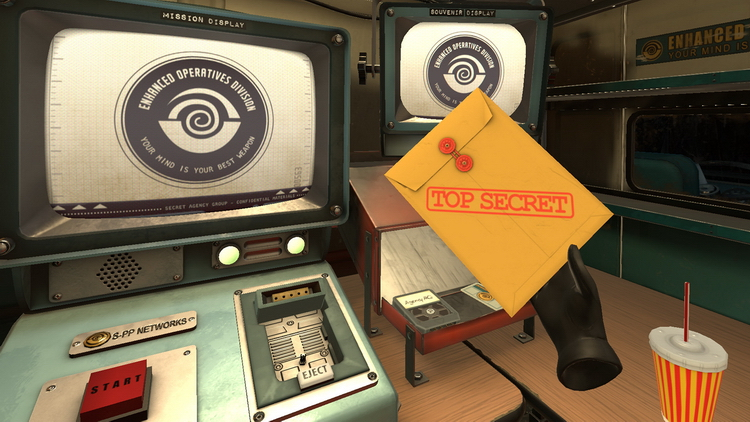 Шпионский VR-боевик I Expect You To Die 2: The Spy And The Liar выйдет на PS VR в этом году