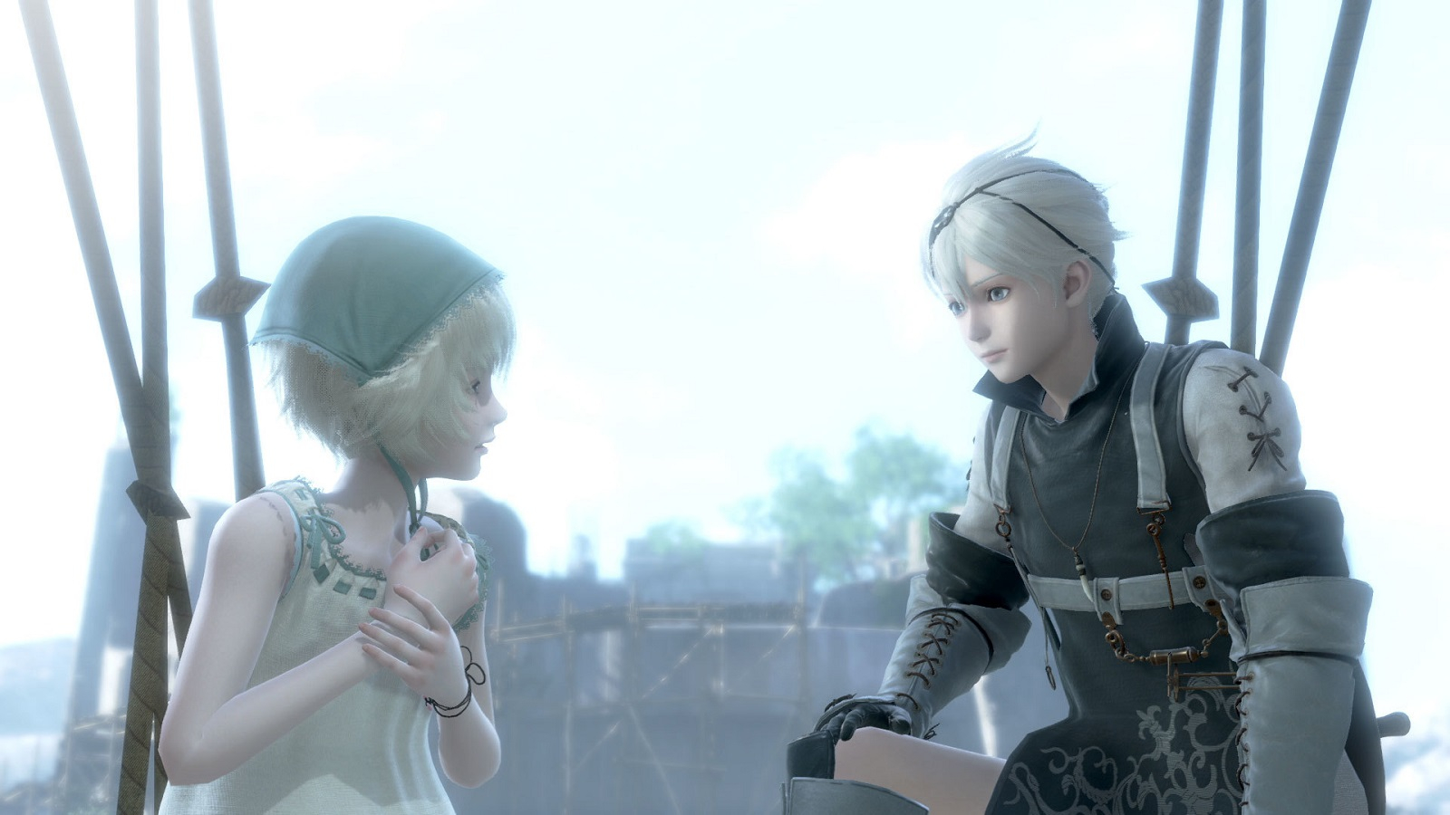 Square Enix с опозданием сообщила об отправке NieR Replicant ver.1.22474487139… на золото