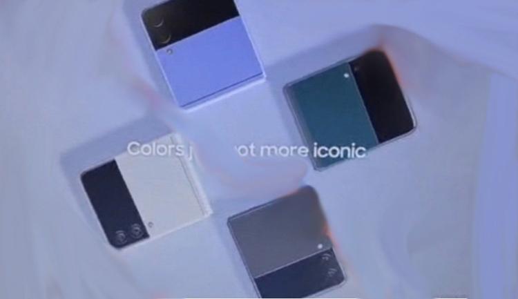 Смартфон-раскладушка Samsung Galaxy Z Flip 3 предстал на фотографиях