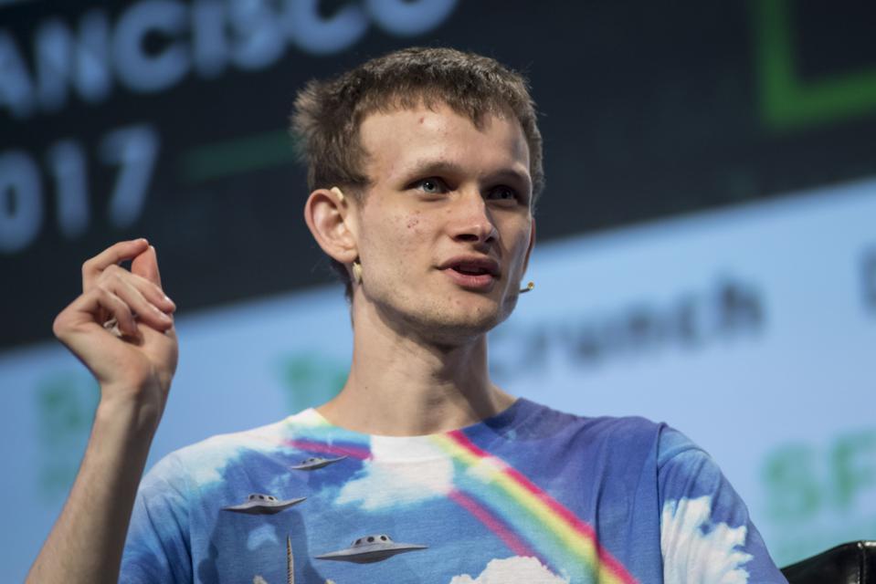 Основателя Ethereum Виталика Бутерина назвали самым молодым криптомиллиардером в мире