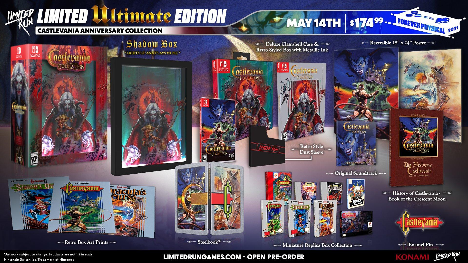 Издатель физических версий игр Limited Run Games стал официальным партнёром Xbox