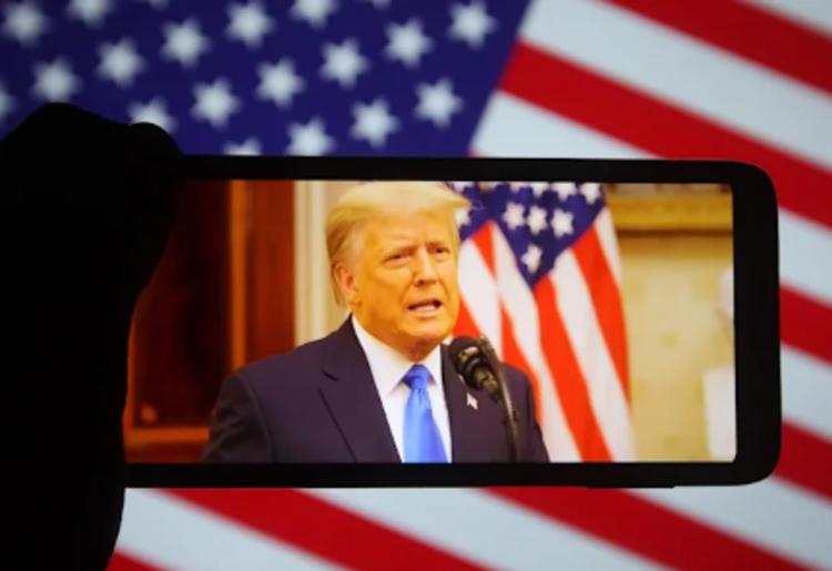 Запущена «платформа социальных сетей» Дональда Трампа, оказавшаяся просто блогом
