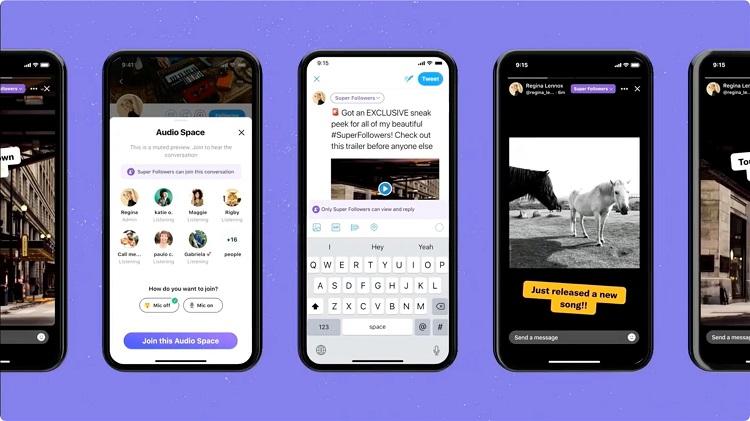 Twitter готовит функцию Super Follows с дополнительным контентом для подписчиков
