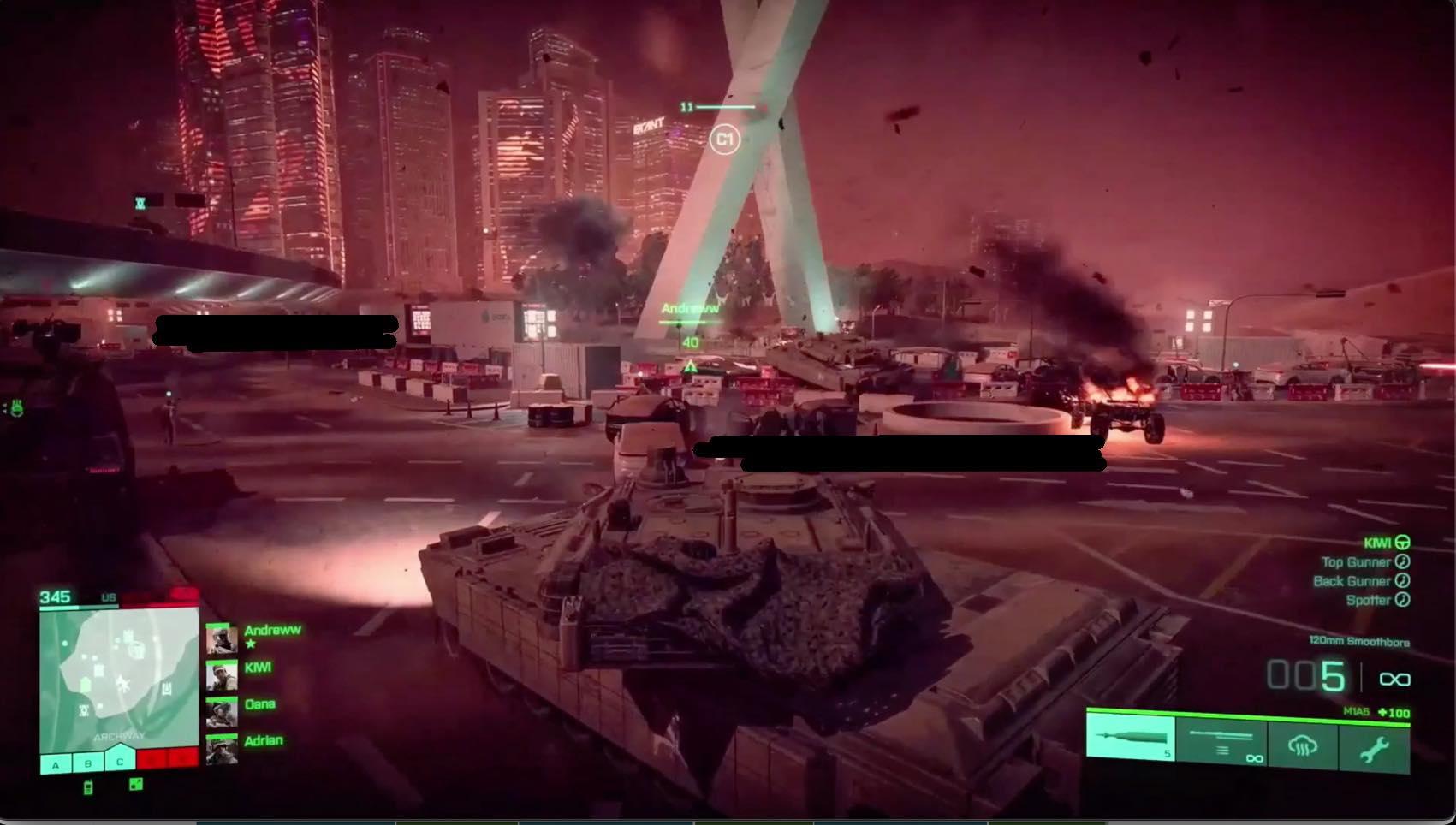 Слухи: новая Battlefield будет называться Battlefield 2042 и предложит самые большие карты в серии