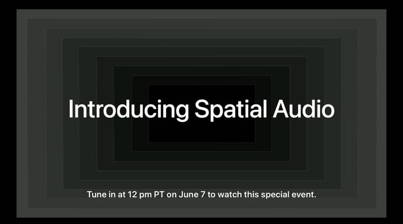 Apple Music проведёт на WWDC специальное мероприятие, посвящённое пространственному звуку