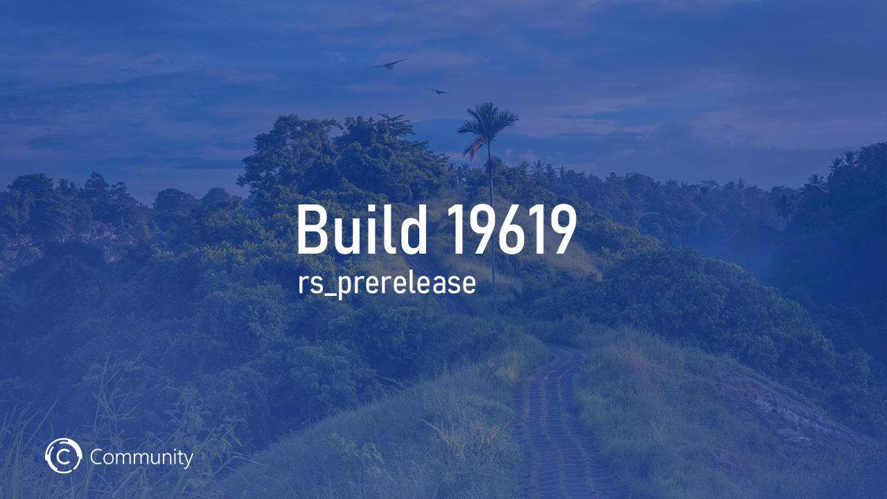Анонс Windows 10 Insider Preview Build 19619 (Ранний доступ)