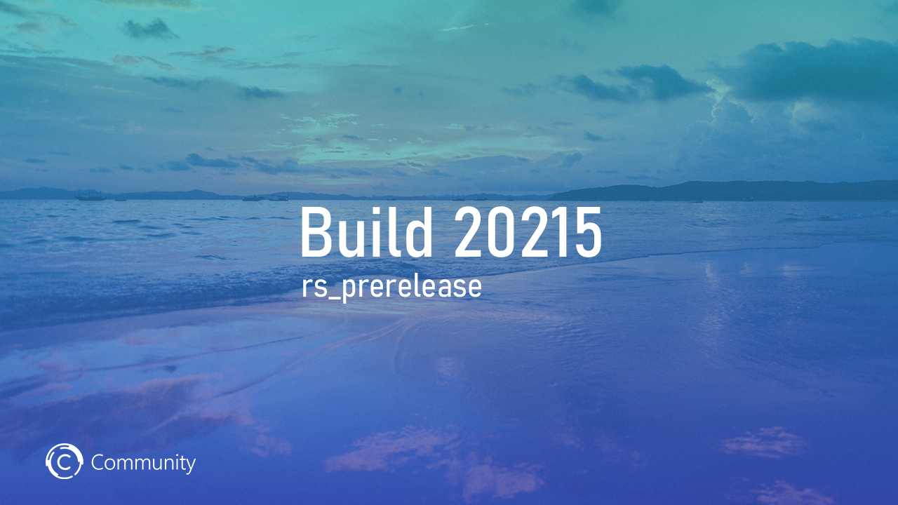 Анонс Windows 10 Insider Preview Build 20215 (канал Dev)