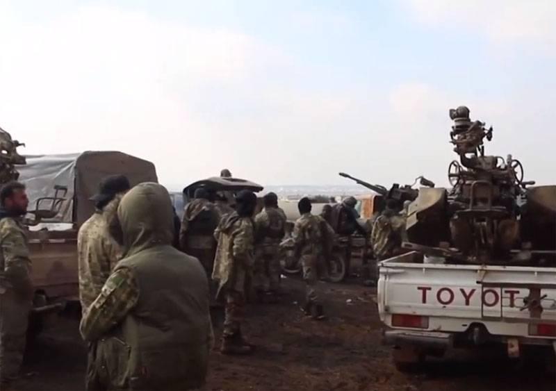 Названо число переброшенных Турцией боевиков из Идлиба в Ливию