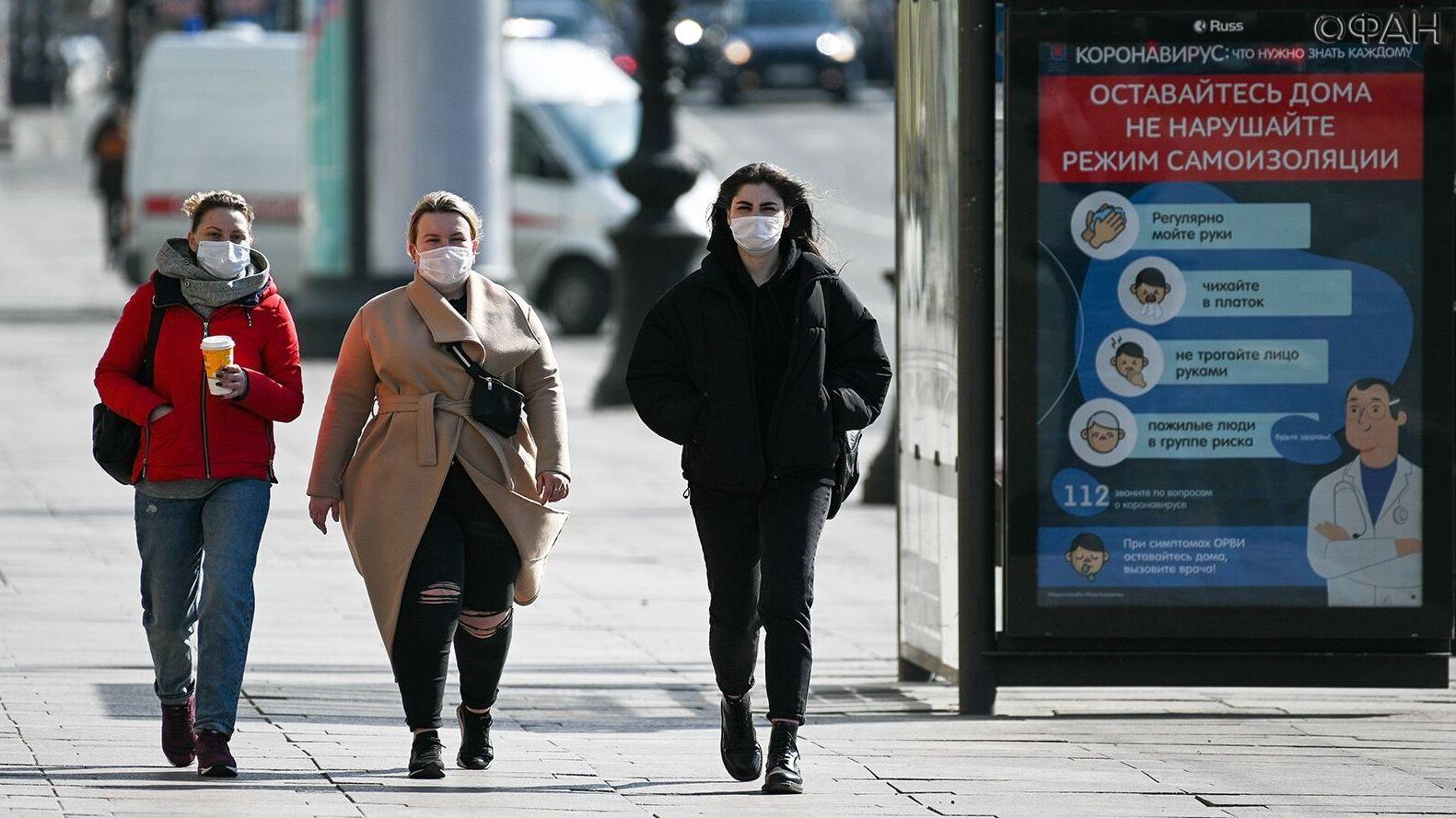 За сутки коронавирусом в стране заболели еще 4 тысячи человек. Данные по России и Свердловской области