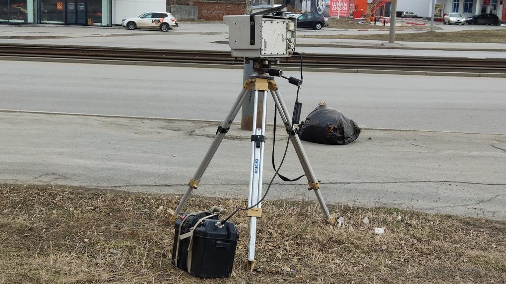 Где в России больше всего дорожных камер? Спойлер: не на Серовском тракте