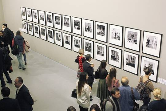 Московский Мультимедиа Арт музей представляет сразу пять фотографических экспозиций