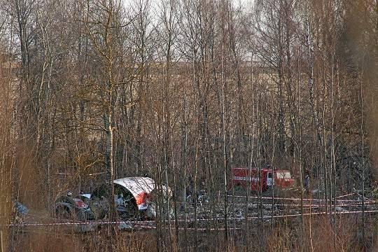 Польша намерена арестовать российских диспетчеров, работавших в день крушения Ту-154