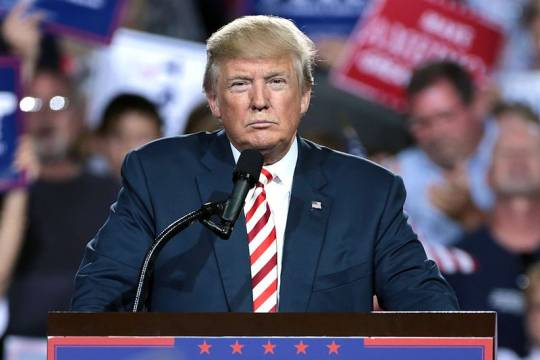 Трамп призвал Байдена быть осторожным в своих желаниях