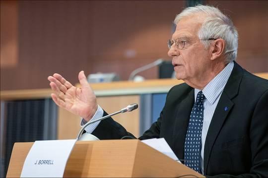 Жозеп Боррель обсудил с Энтони Блинкеном взаимоотношения с Россией