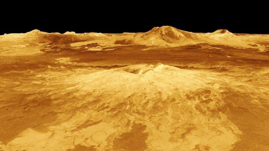 Российские ученые снимут панораму Венеры и видео посадки на ее поверхность