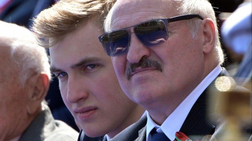 «Я не хочу»: Лукашенко рассказал, о политическом будущем сына Коли