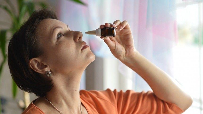 «Губительные» помощники: чем опасно долго использовать капли для носа?