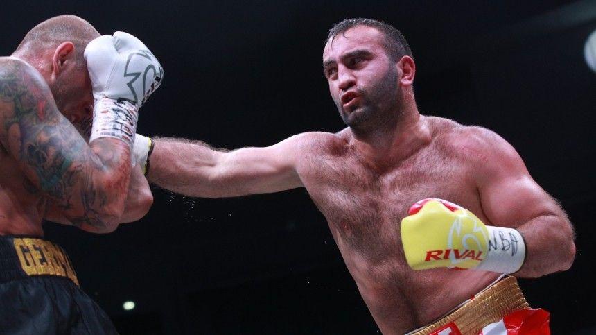 Мурат Гассиев нокаутировал Михаэля Валлиша и завоевал титул WBA Asia