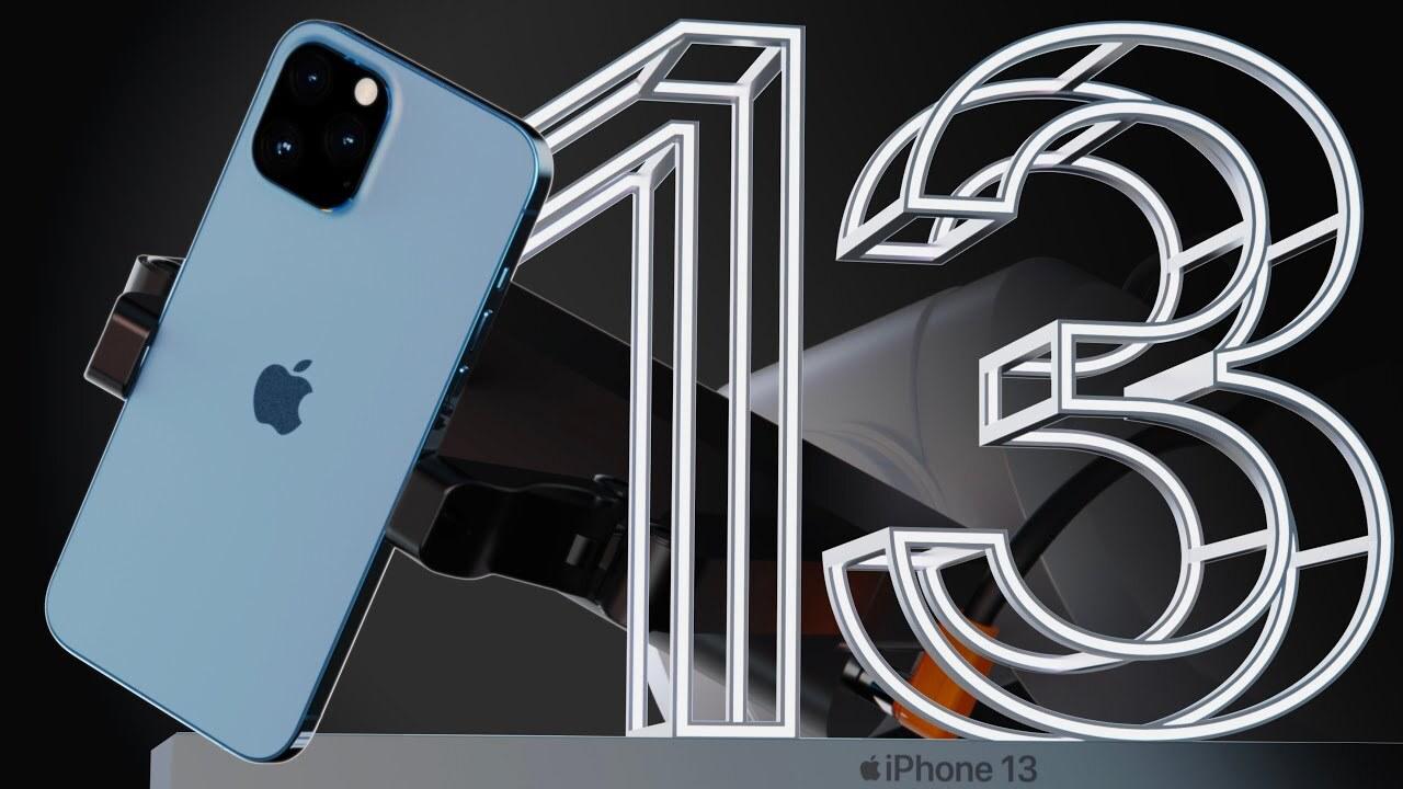Новенький iPhone 13 Pro получит рекордный объём памяти