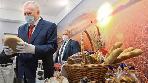 Лидер ЛДПР съездил во Владимир за хлебом // Владимир Жириновский не исключил перехода владимирского губернатора в Госдуму